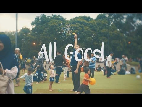 Dipha Barus ft. Nadin - All Good ( Cinematic Lyric Video )
