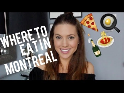 BEST OF MONTREAL: Where to Eat | MELSOLDERA