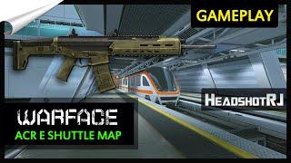 Warface ACR e Novo Mapa Shuttle