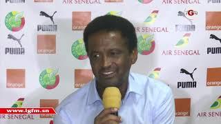 """Valdo, coach Congo : """"je travaille dans des conditions difficiles"""""""