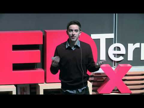 Living on the boundary: exploration at the edge of Physics | Joel Hutchinson | TEDxTerryTalks
