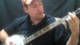 Banjo Lessons Online Playing An A Minor Chord Shawn Cheek Mp3