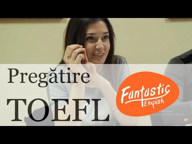 Cursuri de Pregătire TOEFL Chișinău