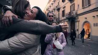 Free Hugs (abbracci a Napoli) 21.12.2013