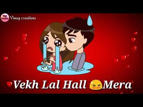 Part -2 Rog Musahib / Song  Sukh-E |Whatsapp Status Video|3D Animation Song |Vinaycreations