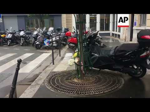 French police questions parents and friend of Paris knife attack suspect
