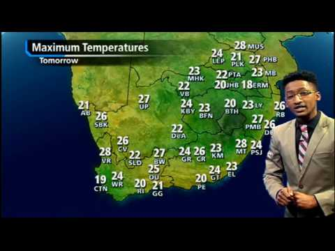 Weekend weather forecast: 28 July 2017