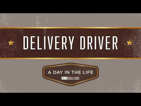 A Day In The Life - RNDC Delivery Driver