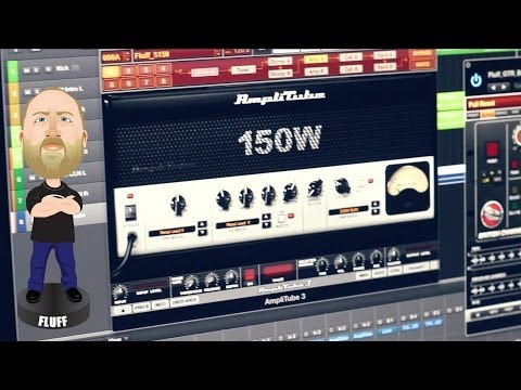 IK Multimedia Amplitube 3 & T-Racks - Demo