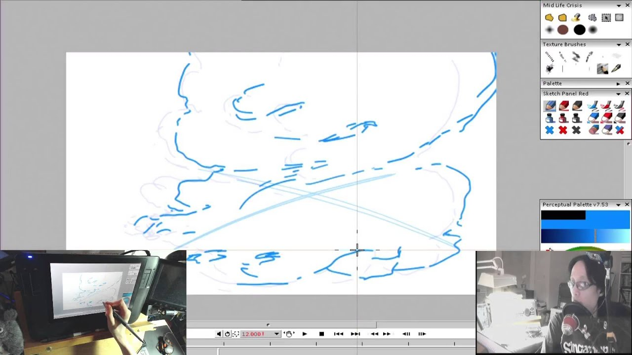 how to animate a picture