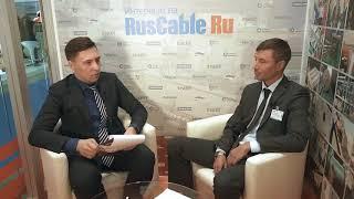 Интервью с А.В. Ксенофонтовым  в рамках Cabex 2018