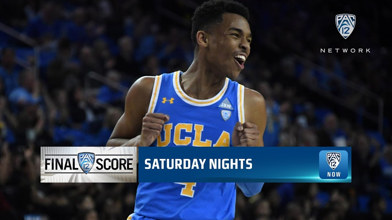 the latest c54ed 2c2cf Highlights: UCLA men's basketball takes down crosstown rival USC in  overtime on Jaylen Hands'...