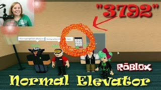 roblox   facecam   3792   the normal elevator   sallygreengamer