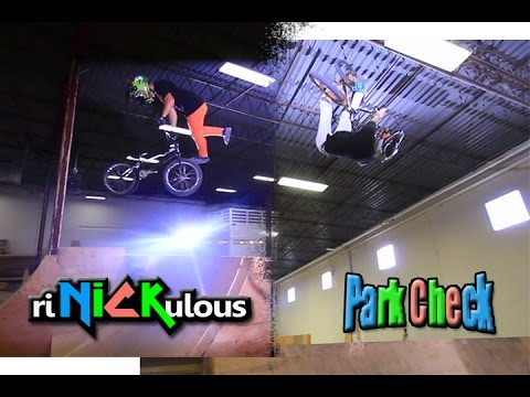 Denver's Newest Indoor Skate Park Evolve With BMX Riders Josh Hult And Dominic Kirkham