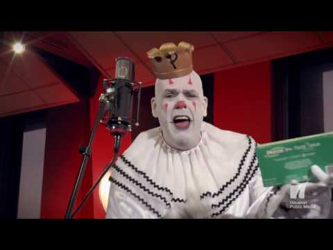 """Skyline Sessions: Puddles Pity Party - """"Chandelier"""" by Sia"""