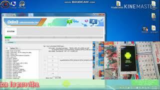 Flash samsung n910f with 4 md5 files