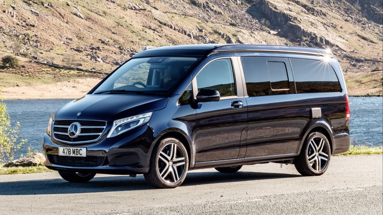 551ce55ad8 Mercedes-Benz V-Class Marco Polo 2018 Car Review - YouTube