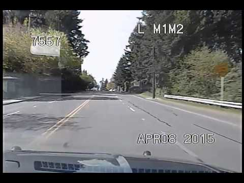 Seattle Police pursuit