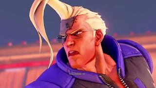 Street Fighter V Arcade Edition Andrew 682(Chun Li) Vs LaSamONE(Nash)
