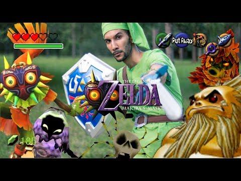 Zelda EPIC Rap | Man-Aye