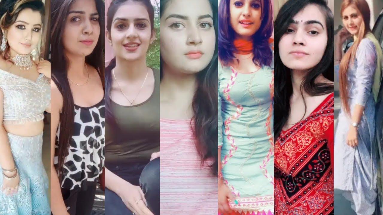 Musically punjabi girls tiktok video #18 | menu nit ni kalesh chahida | tiktok punjab | askofficial - YouTube