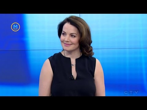 Erica Durance on the final season of 'Saving Hope'  Your Morning