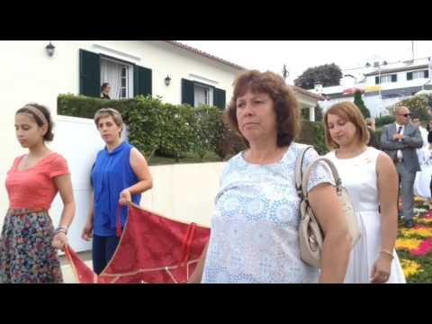 Procissão de São Pedro - Lomba do Cavaleiro 2017