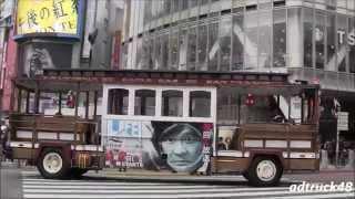 渋谷を走行する、内村光良のコント番組 2015年4月2日(木)夜10時から始ま...