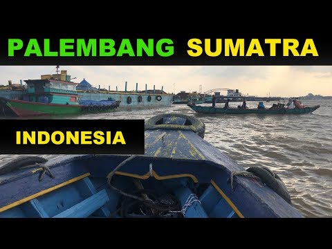 A Tourist's Guide to Palembang, Sumatra, INDONESIA