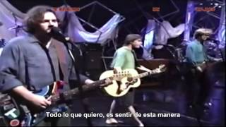 Toad The Wet Sprocket All I Want Live Subtitulado