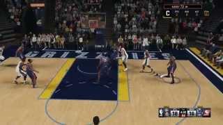 NBA 2K15 PC gameplay, первые впечатления