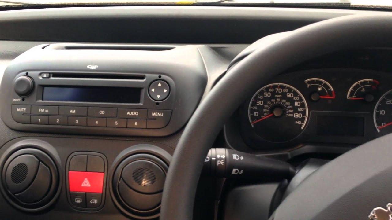 2014 Peugeot Bipper Van 1 3hdi 75 S S S Van Vk64 Wrd At