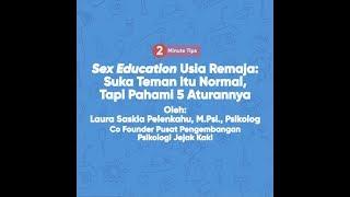 Sex Education Usia Remaja: Suka Teman itu Normal, Tapi Pahami 5 Aturannya