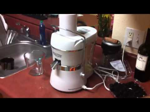 Jack LaLanne power juicer express review