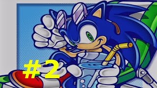 Mega Breaks with Sonic Mega Collection Plus #2 - Beans and Pinballs