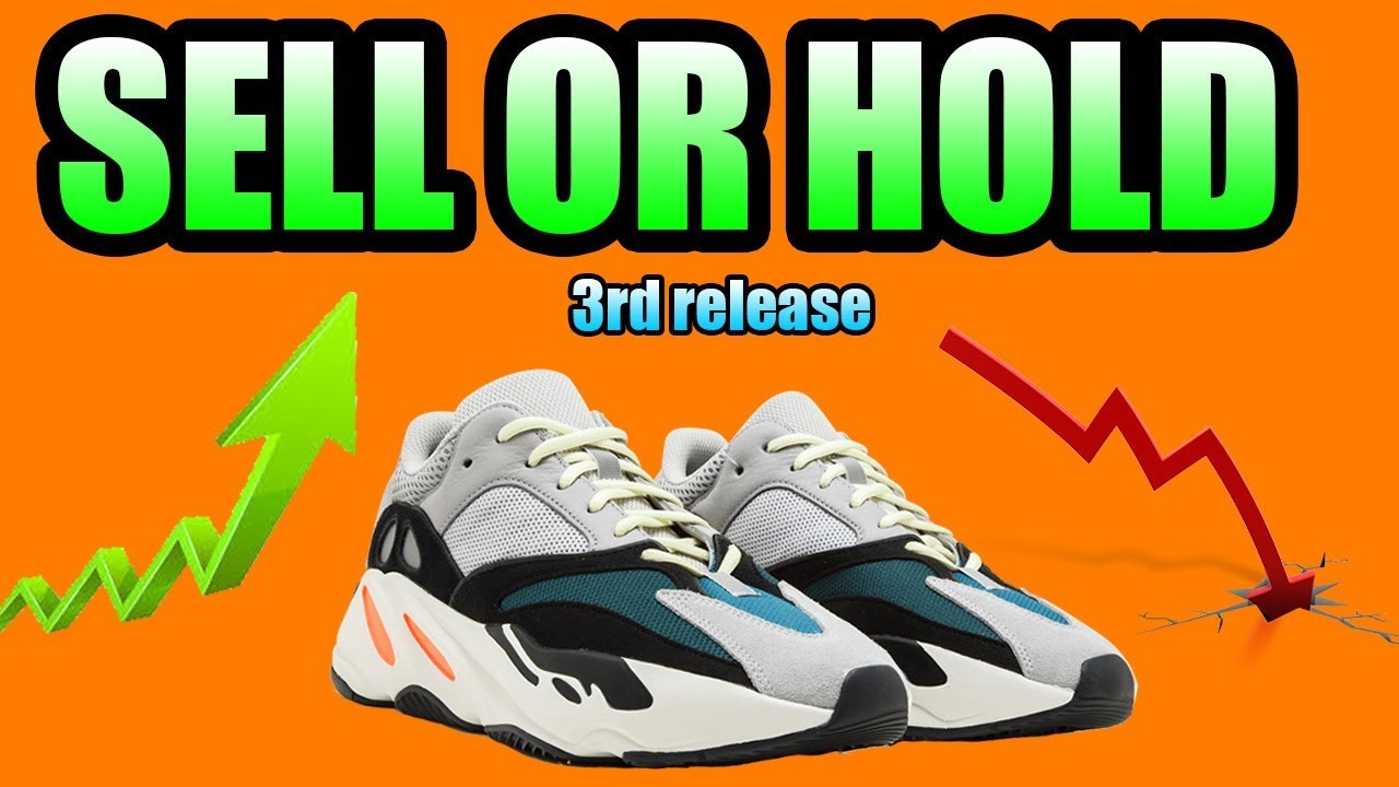 a663328839c Should You SELL Or HOLD The YEEZY 700 WAVE RUNNER   ( 3RD RELEASE ...