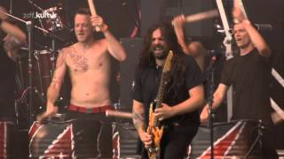 Sepultura - Roots Bloody Roots Live @ Wacken Open Air 2012 - HQ