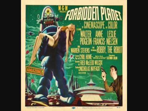 Louis & Bebe Barron - Ancient Krell Music (Forbidden Planet)