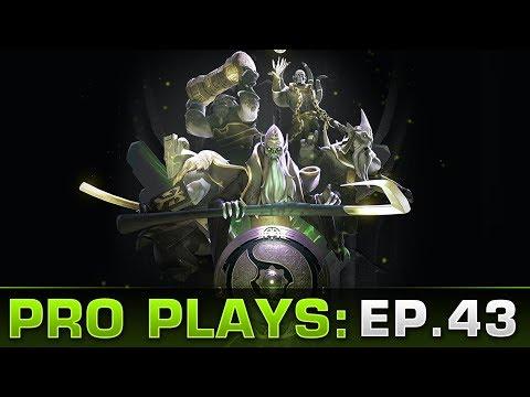 Dota 2 Top 5 Pro Plays Weekly - Ep. 43 thumbnail