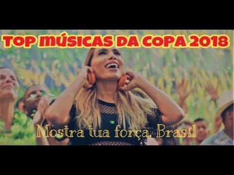 COPA 2018 HITS BRASIL  2