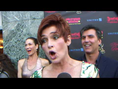 2017 Daytime Nominees Reception with Carolyn Hennesy