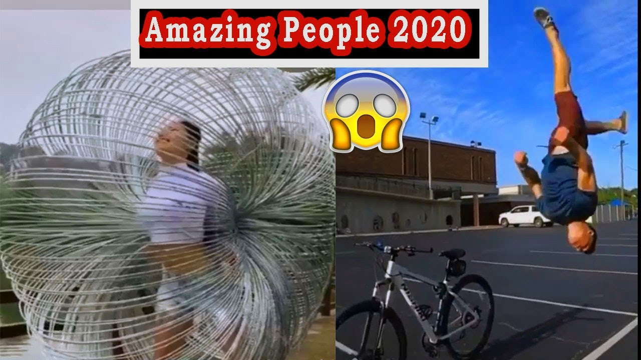 Download Amazing People 2020 Doing Impossible Things   Incredibles Videos