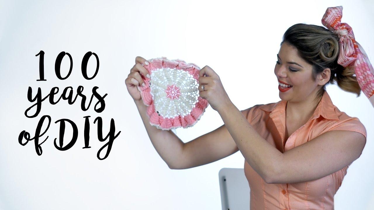 ハンドメイド手芸DIYの100年の歴史♡それぞれの時代に流行った手芸!