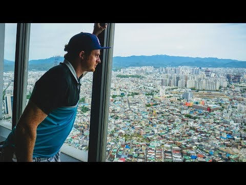 First Impressions Visiting Daegu, Korea 🇰🇷