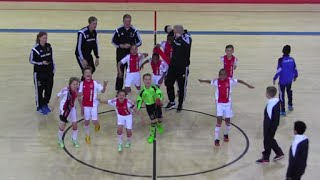 CSI talent Cup U11 2015 Finale Champions League Olympique Lyonnais Ajax Amsterdam