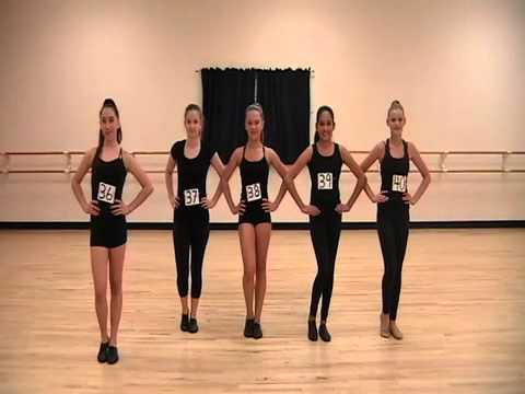 Disney Audition 2015 - YouTube