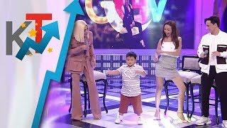 Viral Kid Liam and MayWard dance to Black Pink's DDU DU DDU DU 👍😍