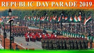 Republic Day Parade 26th January, 2019
