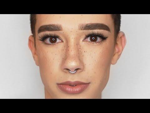 FAKE FRECKLES Makeup Tutorial   JCharlesBeauty