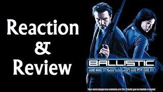 Video Reaction & Review | Ballistic: Ecks Vs. Sever download MP3, 3GP, MP4, WEBM, AVI, FLV Juni 2017